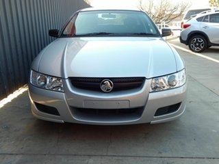 2006 Holden Ute VZ MY06 Silver 4 Speed Automatic Utility.