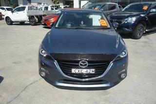 2015 Mazda 3 BM5236 SP25 SKYACTIV-MT GT Blue 6 Speed Manual Sedan.