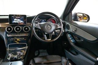 2015 Mercedes-Benz C-Class W205 C200 7G-Tronic + Grey 7 Speed Sports Automatic Sedan