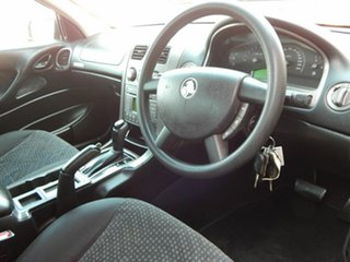 2006 Holden Ute VZ MY06 Silver 4 Speed Automatic Utility