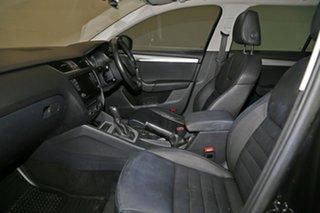 2014 Skoda Octavia NE MY15 Elegance DSG 132TSI Black 7 Speed Sports Automatic Dual Clutch Wagon