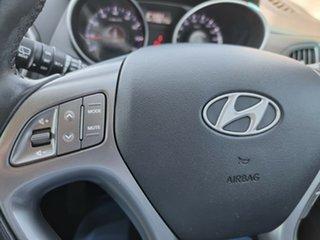 2013 Hyundai ix35 LM2 SE Red 6 Speed Sports Automatic Wagon