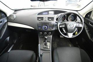 2013 Mazda 3 BL1072 MY13 SP20 SKYACTIV-Drive SKYACTIV White 6 Speed Sports Automatic Hatchback