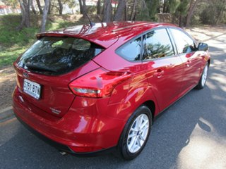 2017 Ford Focus LZ Trend Red 6 Speed Automatic Hatchback.
