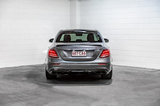 2017 Mercedes-Benz E-Class W213 808MY E63 AMG SPEEDSHIFT MCT 4MATIC+ S Grey 9 Speed Sports Automatic