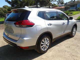 2017 Nissan X-Trail T32 Series II ST X-tronic 2WD Silver 7 Speed Constant Variable Wagon