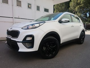 2018 Kia Sportage QL MY19 Si 2WD White 6 Speed Sports Automatic Wagon.