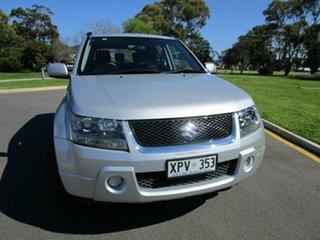 2007 Suzuki Grand Vitara JT MY07 Upgrade (4x4) Silver 4 Speed Automatic Wagon.