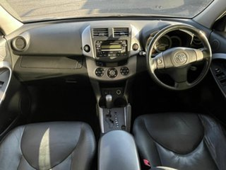 2007 Toyota RAV4 ACA33R Cruiser L (4x4) Black 4 Speed Automatic Wagon