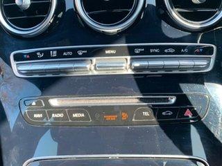 2015 Mercedes-Benz C-Class W205 C200 Silver Sports Automatic Sedan