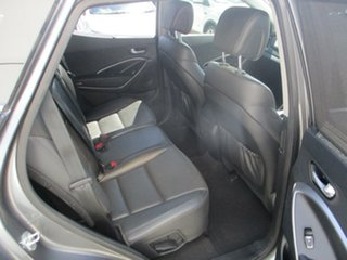 2015 Hyundai Santa Fe DM Series II (DM3) Elite CRDi (4x4) Grey 6 Speed Automatic Wagon