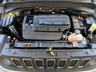 2015 Jeep Renegade BU MY15 Longitude DDCT Silver 6 Speed Sports Automatic Dual Clutch Hatchback