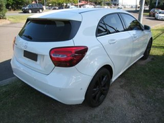 2017 Mercedes-Benz A180 176 MY18 White 7 Speed Automatic Hatchback