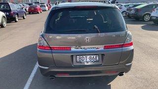 2007 Honda Odyssey 3rd Gen MY07 Luxury Graphite 5 Speed Sports Automatic Wagon.
