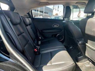 2015 Honda HR-V MY15 VTi-L Crystal Black 1 Speed Constant Variable Hatchback