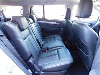 2016 Isuzu MU-X MY15.5 LS-T Rev-Tronic 4x2 White 5 Speed Sports Automatic Wagon