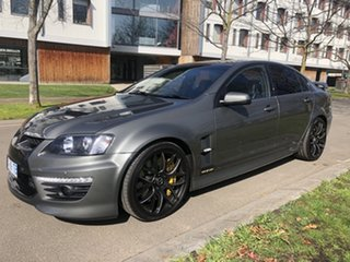 2011 Holden Special Vehicles GTS E Series 3 MY12 Grey 6 Speed Sports Automatic Sedan
