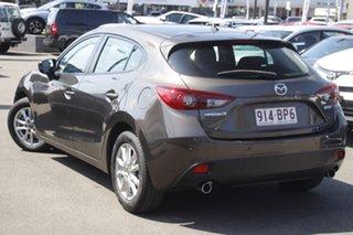 2014 Mazda 3 BM5478 Neo SKYACTIV-Drive Bronze 6 Speed Sports Automatic Hatchback.