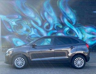 2020 Suzuki Baleno EW Series II GL Granite Grey 4 Speed Automatic Hatchback.