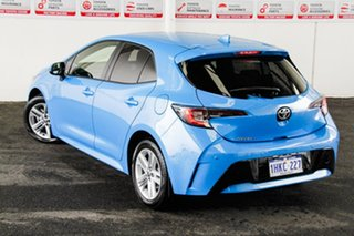 2018 Toyota Corolla Mzea12R Ascent Sport Eclectic Blue Continuous Variable Hatchback