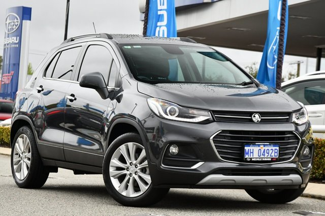 Used Holden Trax TJ MY20 LT Melville, 2019 Holden Trax TJ MY20 LT Grey 6 Speed Automatic Wagon