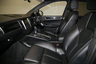 2014 Porsche Macan 95B MY15 S PDK AWD Grey 7 Speed Sports Automatic Dual Clutch Wagon