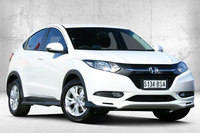 Used Honda HR-V MY17 VTi Valley View, 2017 Honda HR-V MY17 VTi White Orchid 1 Speed Constant Variable Hatchback