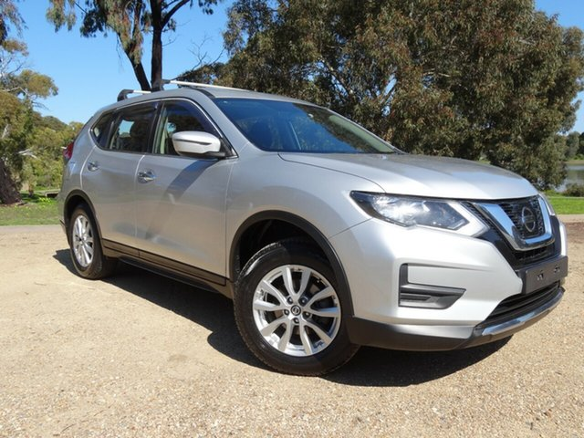Used Nissan X-Trail T32 Series II ST X-tronic 2WD Morphett Vale, 2017 Nissan X-Trail T32 Series II ST X-tronic 2WD Silver 7 Speed Constant Variable Wagon