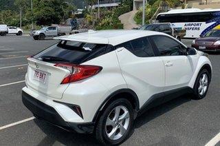 2018 Toyota C-HR NGX10R Alaskan White Automatic Wagon