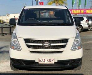 2012 Hyundai iLOAD TQ-V White 5 Speed Manual Van.