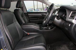 2017 Toyota Kluger GSU50R Grande 2WD Cosmos Blue 8 Speed Sports Automatic Wagon