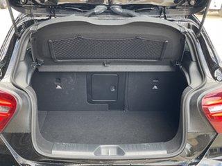 2018 Mercedes-Benz A-Class W176 808+058MY A200 DCT Night Black 7 Speed Sports Automatic Dual Clutch