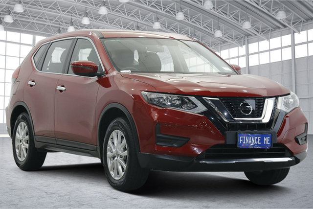 Used Nissan X-Trail T32 Series II ST X-tronic 2WD Victoria Park, 2020 Nissan X-Trail T32 Series II ST X-tronic 2WD Red 7 Speed Constant Variable Wagon
