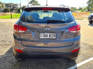 2012 Hyundai ix35 LM2 Elite Silver 6 Speed Sports Automatic Wagon