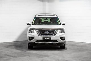 2016 Nissan Pathfinder R52 Series II MY17 ST-L X-tronic 2WD White 1 Speed Constant Variable Wagon