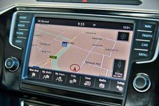 2015 Volkswagen Passat 3C (B8) MY16 140TDI DSG Highline Black 6 Speed Sports Automatic Dual Clutch