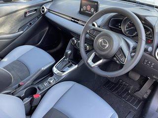 2021 Mazda 2 DJ2HAA G15 SKYACTIV-Drive GT Deep Crystal Blue 6 Speed Sports Automatic Hatchback