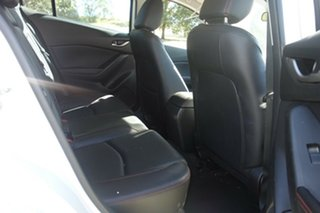 2014 Mazda 3 BM5478 Touring SKYACTIV-Drive White 6 Speed Sports Automatic Hatchback