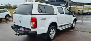 2012 Holden Colorado RG MY13 LT Crew Cab White 5 Speed Manual Utility