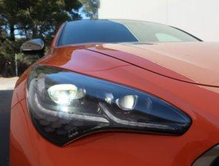 2020 Kia Stinger CK MY20 GT Fastback Orange 8 Speed Sports Automatic Sedan.