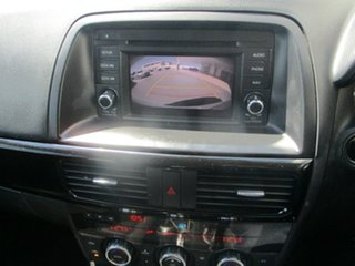 2012 Mazda CX-5 Maxx Sport (4x4) White 6 Speed Automatic Wagon