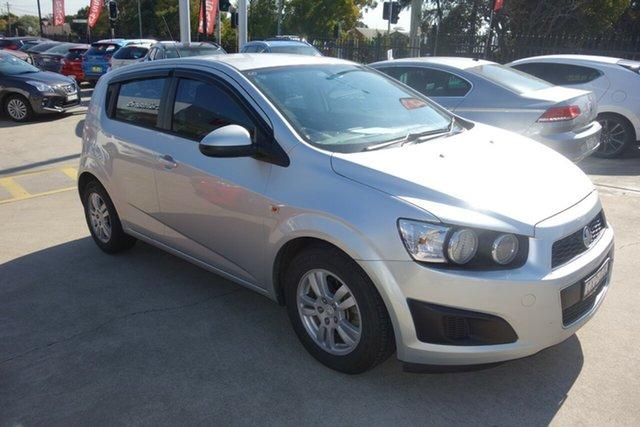 Used Holden Barina TM MY14 CD East Maitland, 2014 Holden Barina TM MY14 CD Silver, Chrome 6 Speed Automatic Hatchback