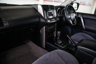 2009 Toyota Landcruiser Prado GRJ150R GXL (4x4) Silver Pearl 5 Speed Sequential Auto Wagon