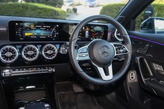 2021 Mercedes-Benz A-Class V177 801+051MY A250 DCT 4MATIC Cosmos Black 7 Speed