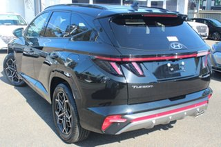 2021 Hyundai Tucson NX4.V1 MY22 Elite D-CT AWD N Line Phantom Black 7 Speed