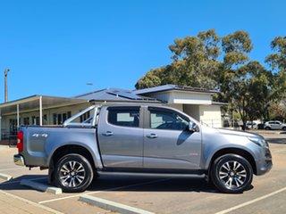 2017 Holden Colorado RG MY17 LTZ Pickup Crew Cab Grey 6 Speed Sports Automatic Utility.