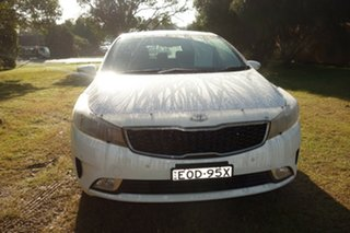 2017 Kia Cerato YD MY18 Sport+ White 6 Speed Sports Automatic Hatchback