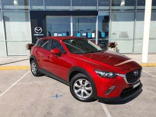 2016 Mazda CX-3 DK2W7A Neo SKYACTIV-Drive Red 6 Speed Sports Automatic Wagon.