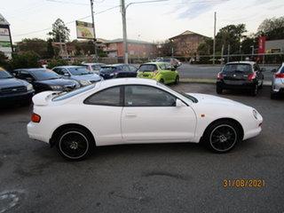 1999 Toyota Celica SX-R Alabaster White 4 Speed Automatic Liftback
