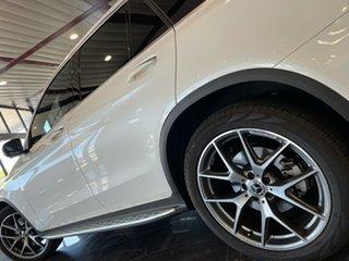 2020 Mercedes-Benz GLC-Class X253 801MY GLC300 9G-Tronic 4MATIC White 9 Speed Sports Automatic Wagon